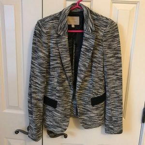 Banana Republic size 6 tweed blazer